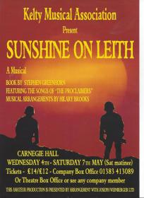 Sunshine on Leith KMA